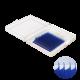 """10 линий, цвет """"Синий"""" ,микс (из за разной калибровки экрана цвет может отличаться, все ресницы яркого и сочного цвета)"""