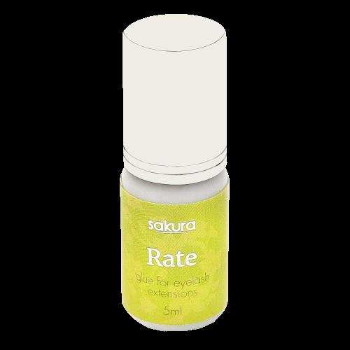 """Клей """"Rate"""",  5мл  (годен: конец ноября 2021г)"""